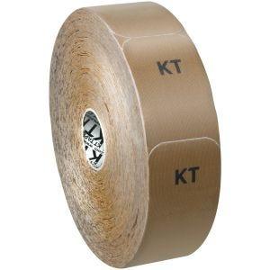 Taśma Sportowa KT Tape Jumbo Cotton Original Precut Beżowa