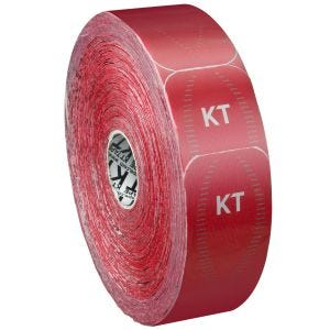 Taśma Sportowa KT Tape Jumbo Synthetic Pro Precut Rage Red
