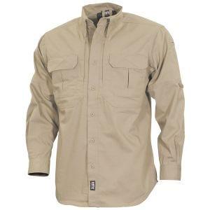 Koszula MFH Strike Tactical Długi Rękaw Khaki