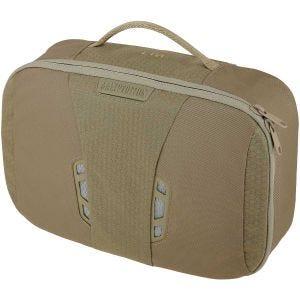 Kosmetyczka Organizer Maxpedition Lightweight Toiletry Bag Tan