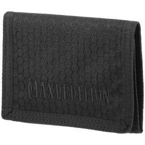 Portfel Maxpedition Tri Fold Czarny
