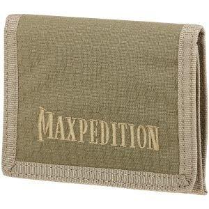 Portfel Maxpedition Tri Fold Tan