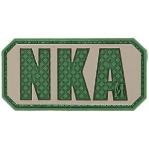 Naszywka Maxpedition NKA No Known Allergies (Arid)