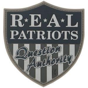 Naszywka Maxpedition Real Patriots (SWAT)