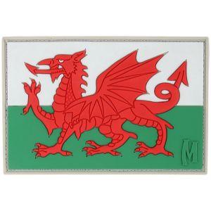 Naszywka Maxpedition Flaga Walii (Kolor)