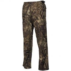 Spodnie MFH BDU Combat Ripstop Hunter Brown