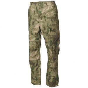 Spodnie MFH BDU Combat Ripstop HDT Camo FG