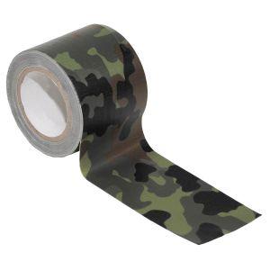 Taśma Maskująca MFH Fabric Tape 5cm x 5m Flecktarn