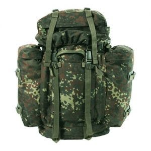 Plecak MFH BW German Mountain 80L Flecktarn