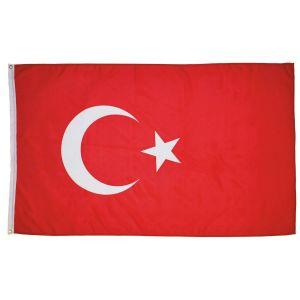 Flaga Turcji MFH 90x150cm