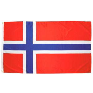 Flaga Norwegii MFH 90x150cm