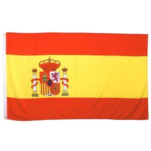 Flaga Hiszpanii MFH 90x150cm