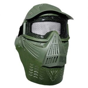 Maska Ochronna MFH Paintball Oliwkowa