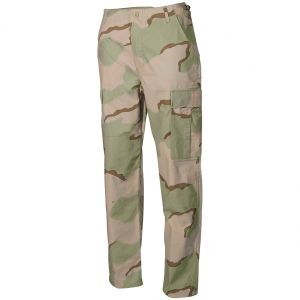 Spodnie MFH BDU Combat Ripstop 3-Desert