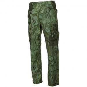 Spodnie MFH BDU Combat Ripstop Hunter Green