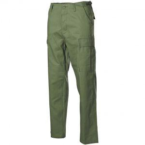 Spodnie MFH BDU Combat Ripstop Oliwkowe