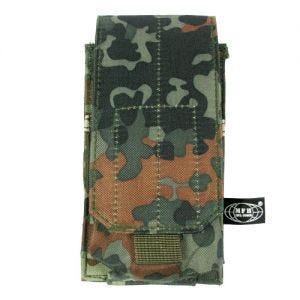 Ładownica Pojedyncza MFH na Magazynki M4/M16 MOLLE Flecktarn