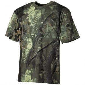 Koszulka T-shirt MFH Hunter Green