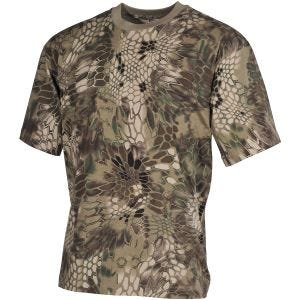 Koszulka T-shirt MFH Snake FG