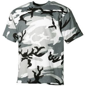 Koszulka T-shirt MFH Urban