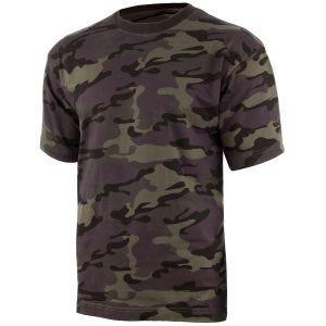 Koszulka T-shirt MFH Combat Camo