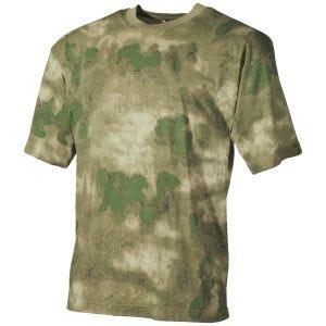 Koszulka T-shirt MFH HDT Camo FG