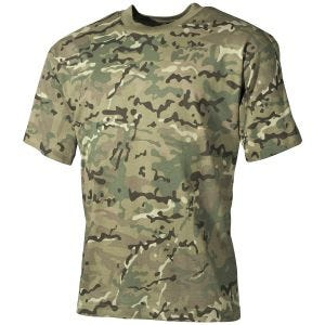 Koszulka T-shirt MFH Operation Camo