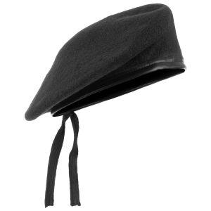 Beret Wojskowy Mil-Tec Czarny