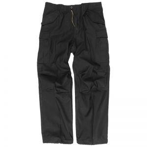 Spodnie Mil-Tec M65 Czarne