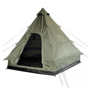Namiot 4-osobowy Mil-Tec Tipi Oliwkowy