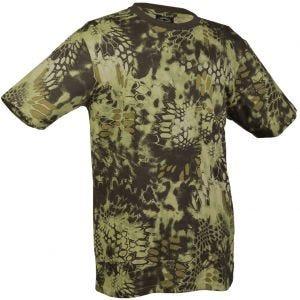 Koszulka T-shirt Mil-Tec Mandra Wood