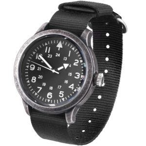 Zegarek Mil-Tec British Style Watch Stainless Steel Dull