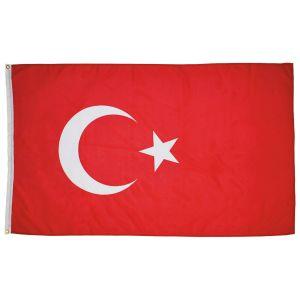 Flaga Turcji Mil-Tec 90x150cm