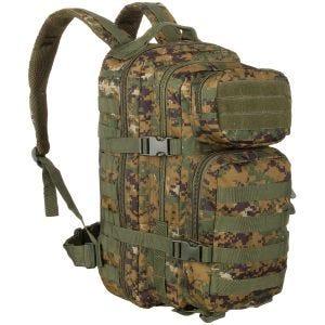 Plecak Mil-Tec US Assault Mały Digital Woodland
