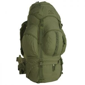 Plecak Pro-Force New Forces 66L Oliwkowy