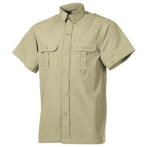 Koszula Fox Outdoor Krótki Rękaw Khaki