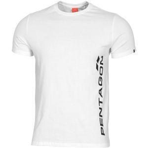 Koszulka T-shirt Pentagon Ageron Pentagon Vertical Biała