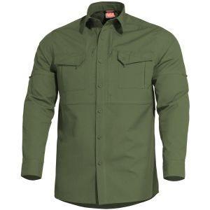 Koszula Pentagon Plato Tactical Camo Green