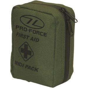 Apteczka Pierwszej Pomocy Pro-Force Midi Oliwkowa