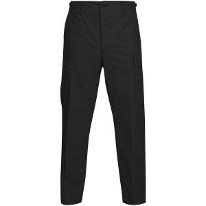 Spodnie Propper BDU Button Fly Ripstop Czarne