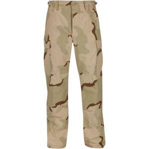 Spodnie Propper BDU Button Fly Ripstop 3-Colour Desert