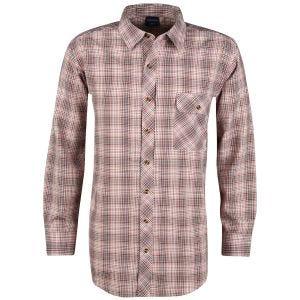 Koszula Propper Covert Button-Up Długi Rękaw Barn Red