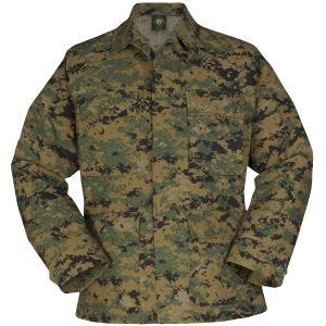Bluza Propper Uniform BDU Ripstop Digital Woodland