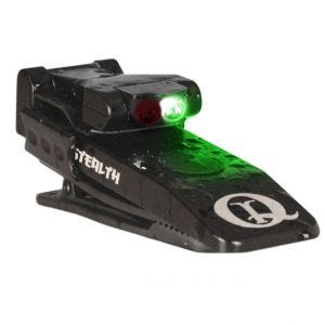 Mini Latarka z Klipsem Mocującym QuiqLite Stealth IR / NVG LED