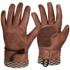 Rękawiczki Helikon Woodcrafter U.S. Brown