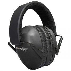 Ochronniki Słuchu SpyPoint EM-24 Czarne