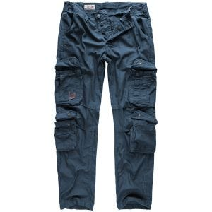 Spodnie Surplus Airborne Slimmy Granatowe