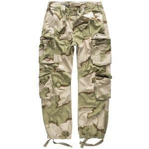 Spodnie Surplus Airborne Vintage 3-Colour Desert