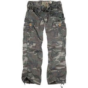 Spodnie Surplus Premium Vintage Woodland