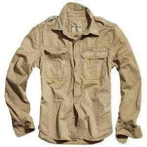 Koszula Surplus Raw Vintage 1/1 Beżowa
